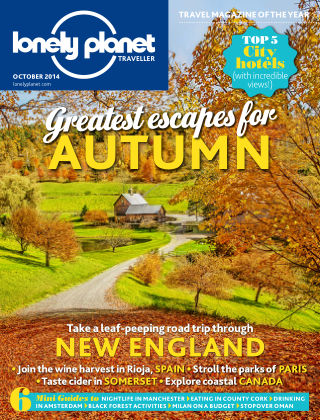 Lonely Planet Traveller October 2014