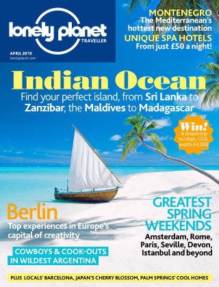 Lonely Planet Traveller April 2015
