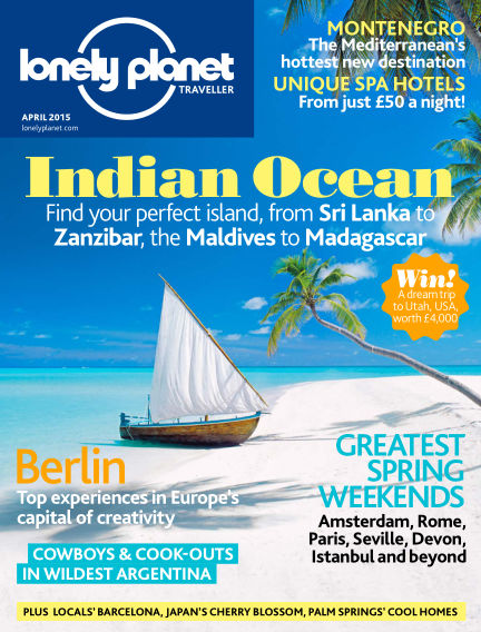 Lonely Planet Traveller March 05, 2015 00:00