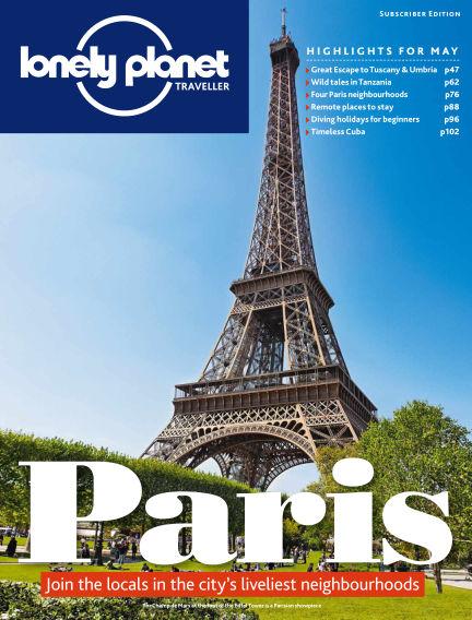 Lonely Planet Traveller April 02, 2015 00:00