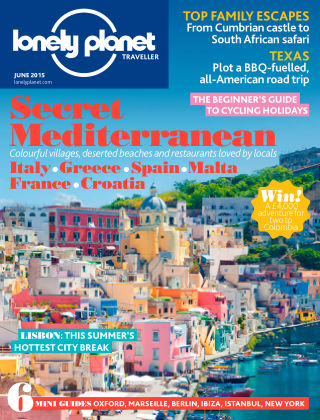 Lonely Planet Traveller June 2015