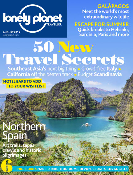 Lonely Planet Traveller July 02, 2015 00:00