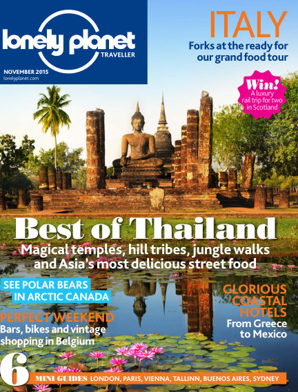 Lonely Planet Traveller October 01, 2015 00:00