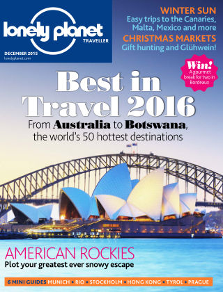 Lonely Planet Traveller December 2015