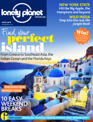 Lonely Planet Traveller April 2016