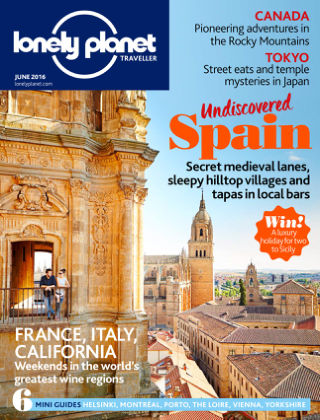 Lonely Planet Traveller June 2016