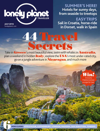 Lonely Planet Traveller July 2016