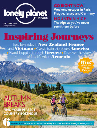 Lonely Planet Traveller October 2016