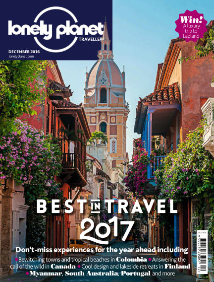 Lonely Planet Traveller November 03, 2016 00:00
