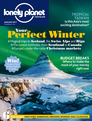 Lonely Planet Traveller January 2017