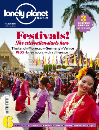 Lonely Planet Traveller March 2017