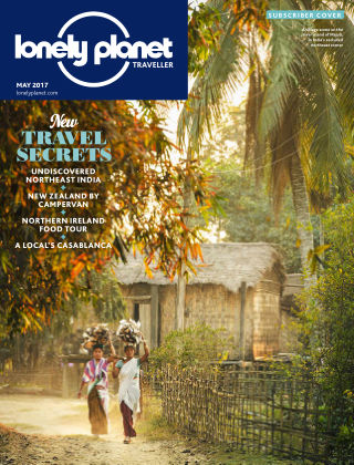Lonely Planet Traveller May 2017