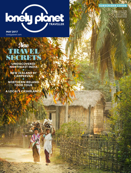 Lonely Planet Traveller April 06, 2017 00:00