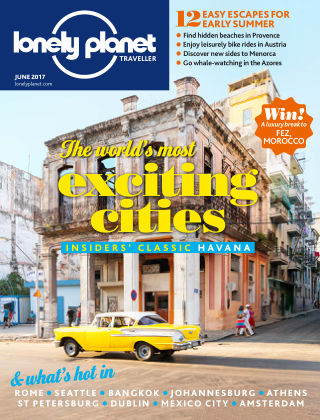Lonely Planet Traveller June 2017