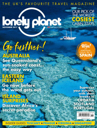 Lonely Planet Traveller November 2017