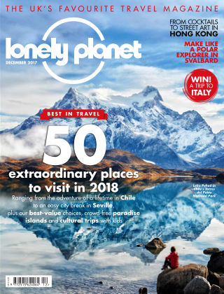 Lonely Planet Traveller December 2017