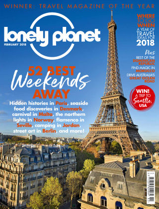 Lonely Planet Traveller February 2018