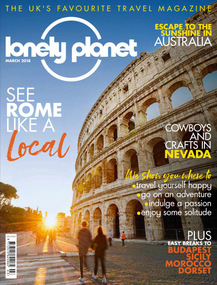 Lonely Planet Traveller February 01, 2018 00:00