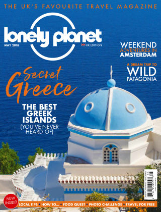 Lonely Planet Traveller May 2018
