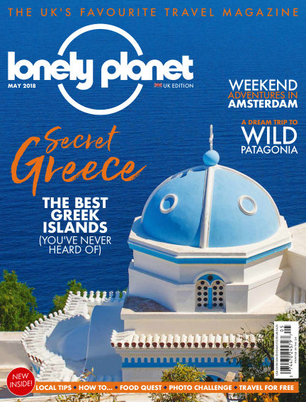 Lonely Planet Traveller April 05, 2018 00:00