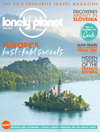 Lonely Planet Traveller June 2018