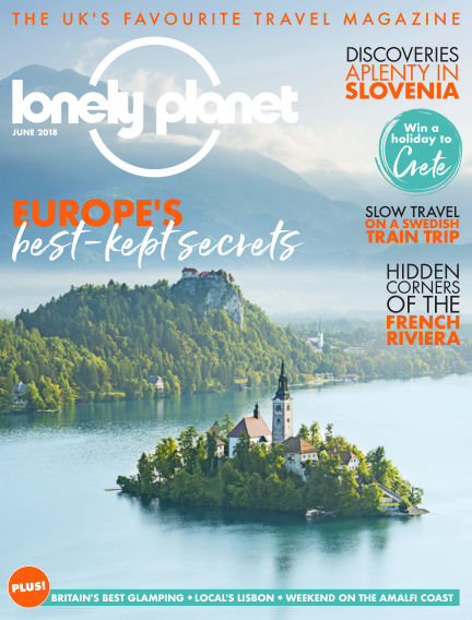 Lonely Planet Traveller May 03, 2018 00:00