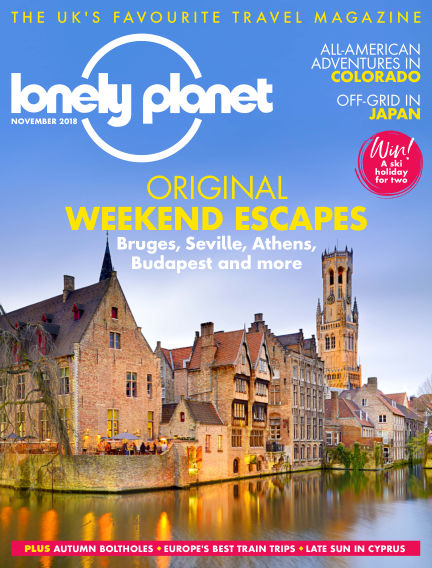 Lonely Planet Traveller October 04, 2018 00:00
