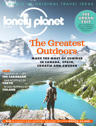 Lonely Planet Traveller July2019