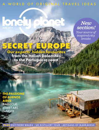 Lonely Planet Traveller June2019