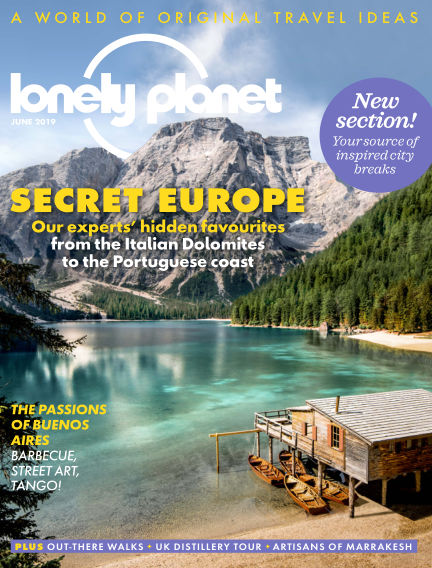 Lonely Planet Traveller May 02, 2019 00:00