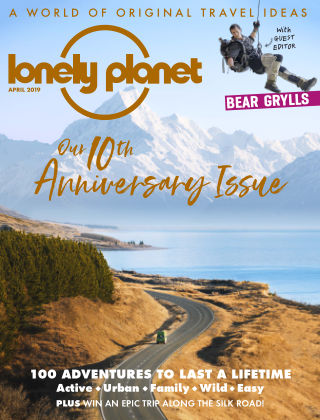 Lonely Planet Traveller April2019