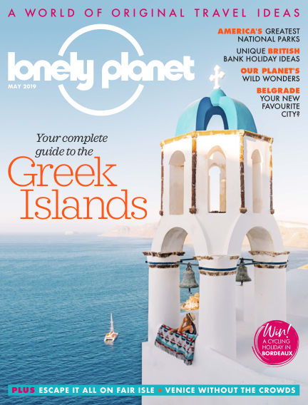 Lonely Planet Traveller April 04, 2019 00:00