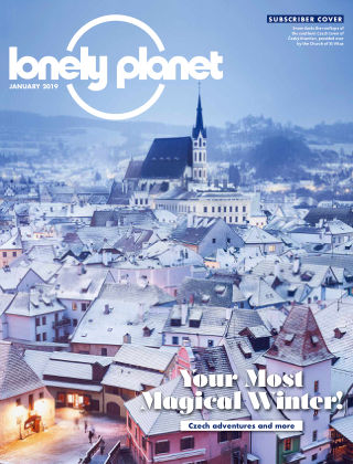 Lonely Planet Traveller January2019