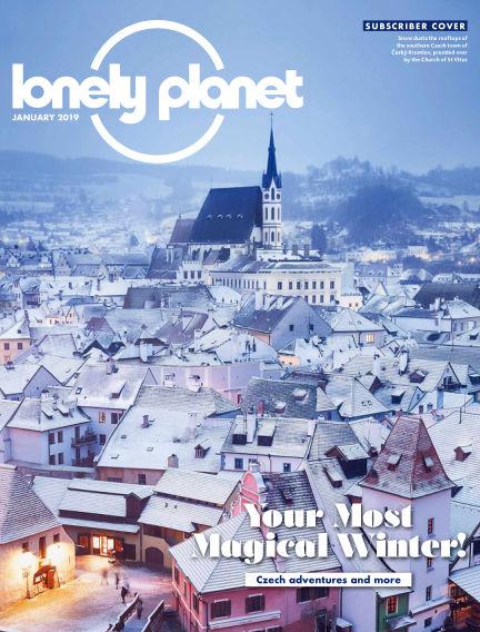 Lonely Planet Traveller November 29, 2018 00:00