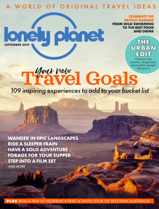 Lonely Planet Traveller September2019