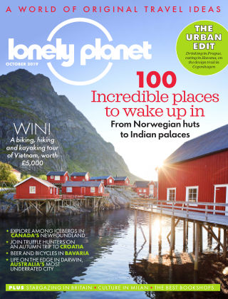 Lonely Planet Traveller October2019