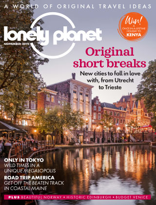 Lonely Planet Traveller November2019