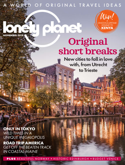 Lonely Planet Traveller October 03, 2019 00:00