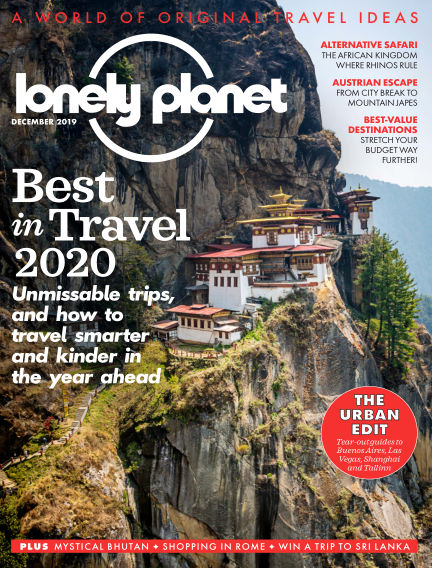 Lonely Planet Traveller October 31, 2019 00:00