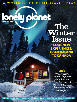 Lonely Planet Traveller January2020