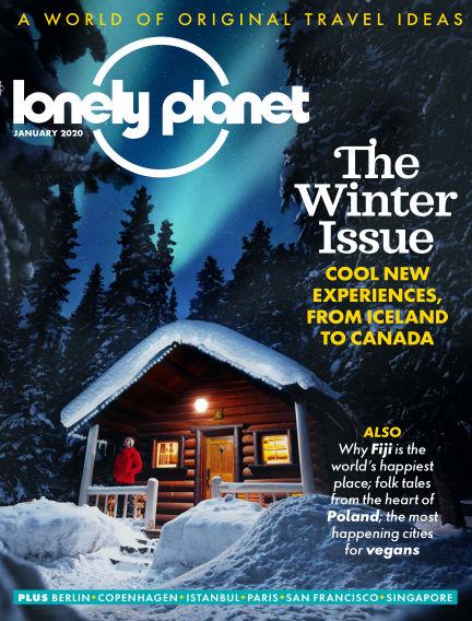 Lonely Planet Traveller November 28, 2019 00:00
