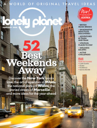 Lonely Planet Traveller February2020