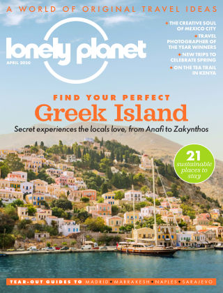 Lonely Planet Traveller April2020