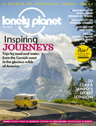 Lonely Planet Traveller May2020
