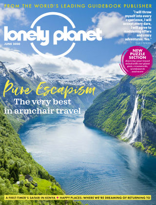 Lonely Planet Traveller June2020