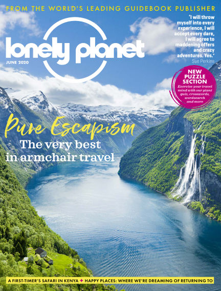 Lonely Planet Traveller May 14, 2020 00:00