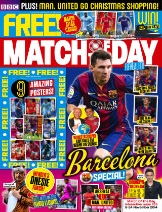 Match of the Day Issue 335