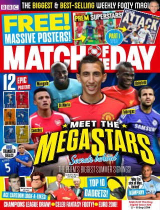 Match of the Day Issue 324