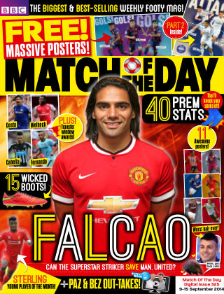 Match of the Day Issue 325