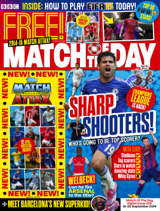 Match of the Day Issue 326